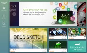 Leap Motion Airspace Market